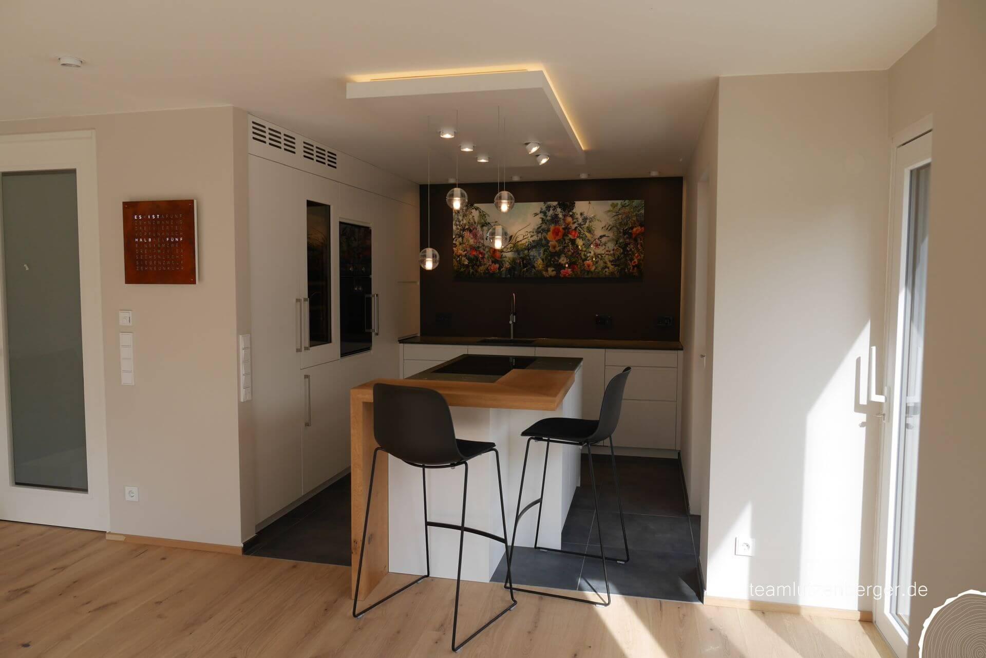 Küche Doppelhaushälfte Schwabing - Teamlutzenberger