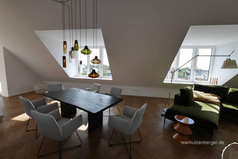Penthouse Eszimmer